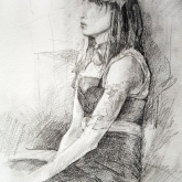 girl-drawing