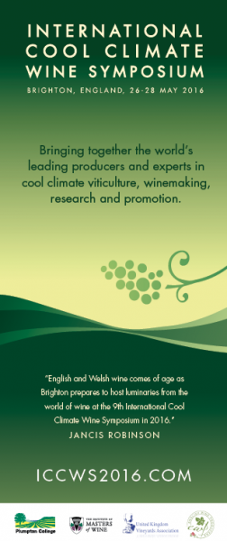 Banner design for ICCWS 2016