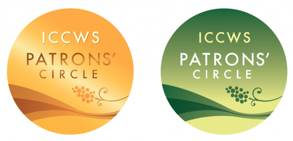 Logo design ideas for Patrons' Circle ICCWS